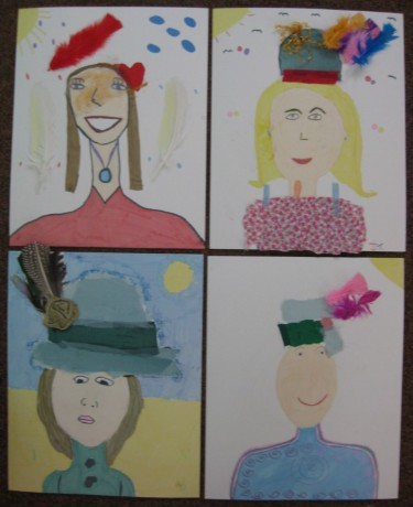 These are some of our Hat Designs.
