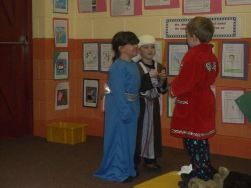 Junior Infant Nativity play