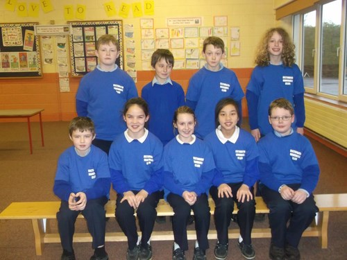 All competitors did St Aidan's proud in their matches.