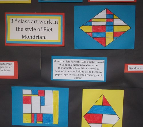 3rd Class - Lines and Angles