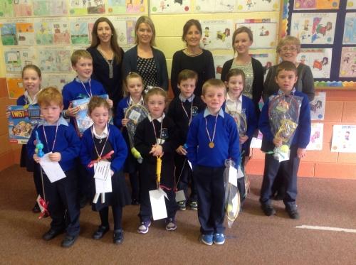 Junior Prize-winners