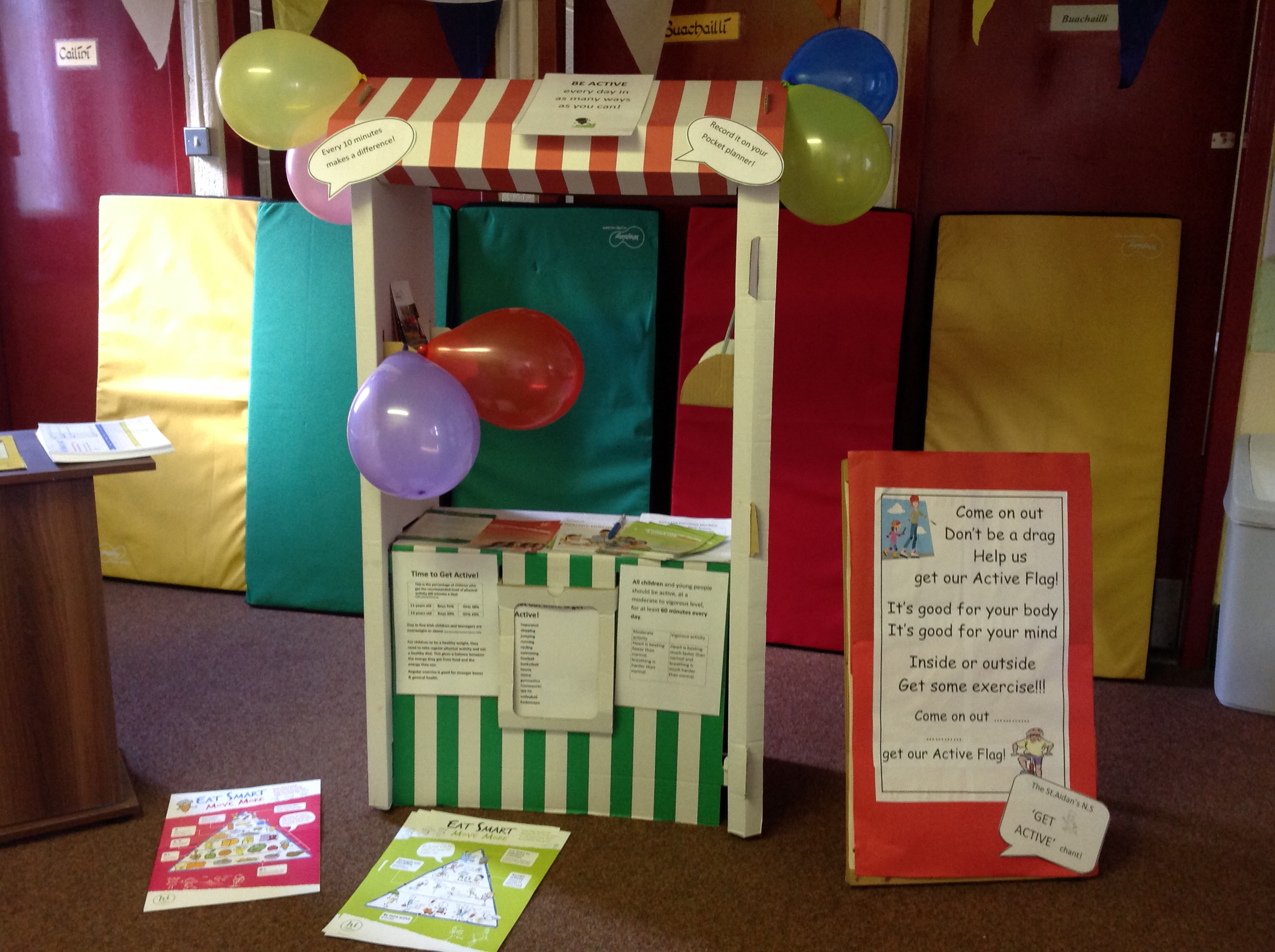 Our Information Station