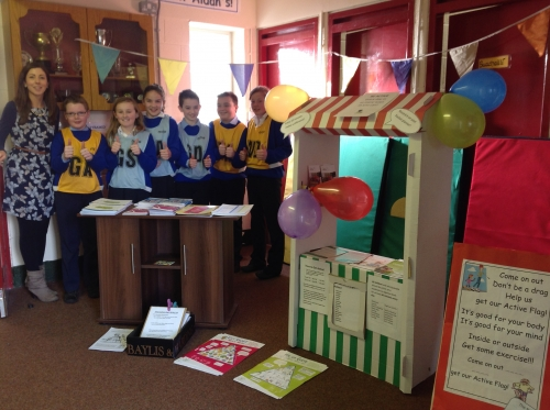 'Get Active' Information Day