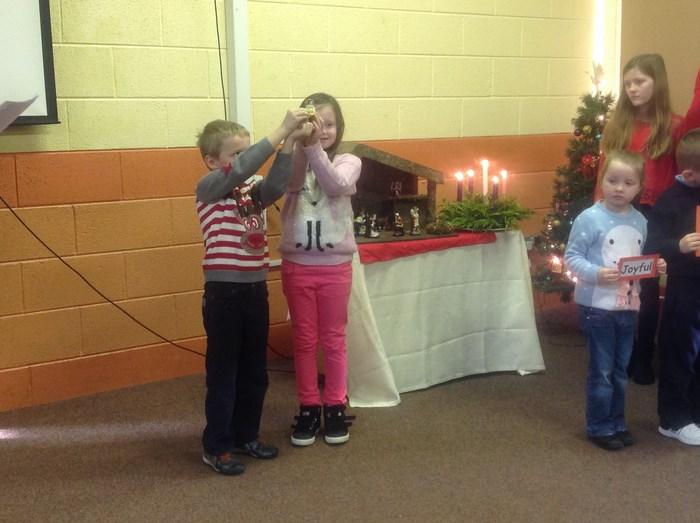 Advent Prayer Service
