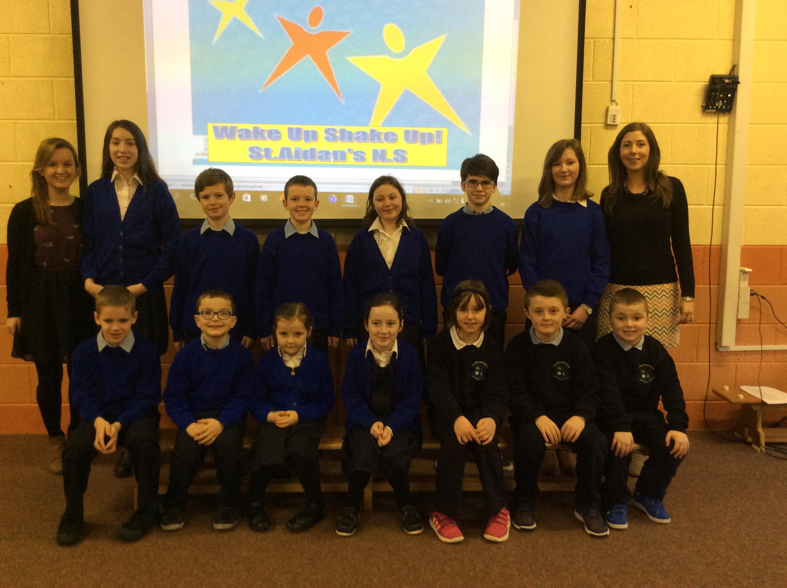 Active School's Committee 2015/2016