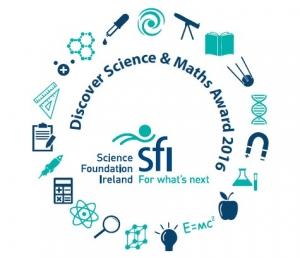 thumbnail_Discover Science and Maths Award Badge