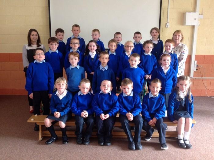 Senior Infants & 1st Class