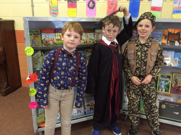 Harry Potter casts a spell