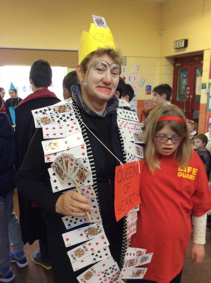 Queen of St Aidan's !