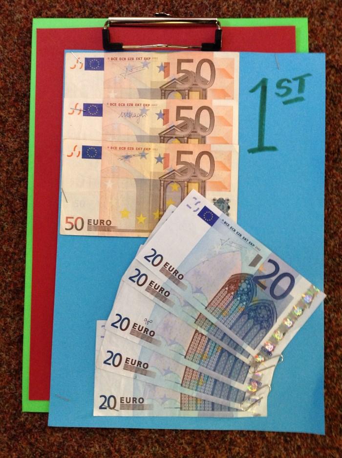 €250 Cash