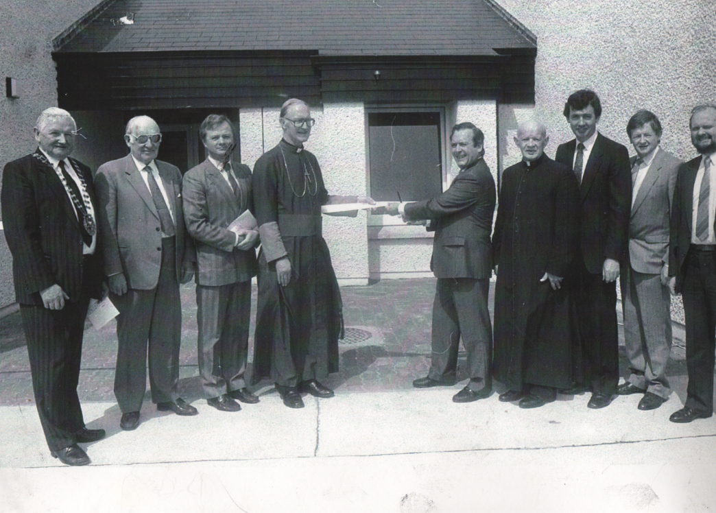 Official Opening of the school