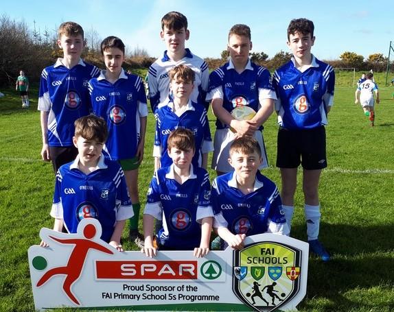 Boys team reached semi-final