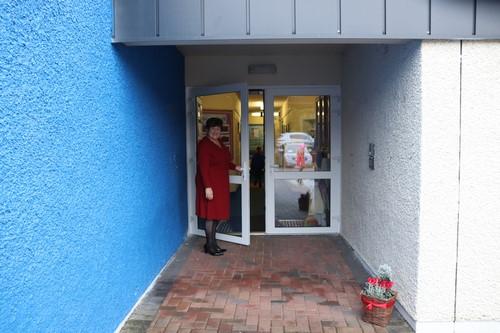 Goodbye Mrs Cunnane!